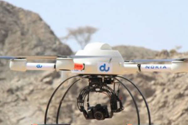 Nokia first in UAE to use telco drones