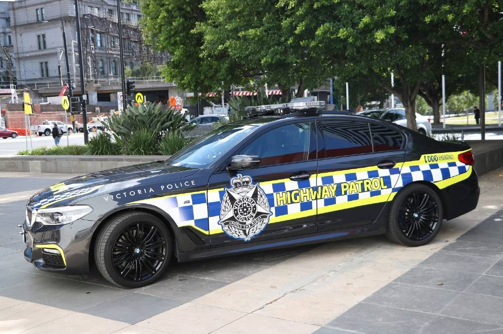 Eyes on the road: Number plate cameras for all highway patrol cars
